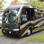 Recreational Vehicle with slideout extended